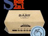 MEGA-BOX 2в1 «Недельное меню S 5-10 кг» говядина с кроликом