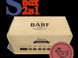 MEGA-BOX 2в1 «Недельное меню S 5-10 кг» говядина с курицей