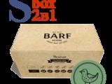 MEGA-BOX 2в1 «Недельное меню S 5-10 кг» говядина с перепёлкой