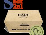 MEGA-BOX 2в1 «Недельное меню S 5-10 кг» говядина с ягненком